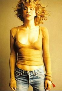 courtney love : 95