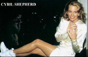 cybill shepherd : 18