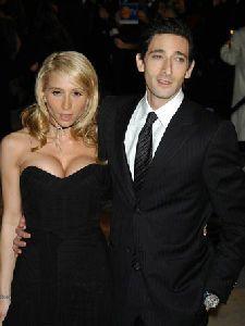 Adrien Brody : Adrien Brody- 2004 Vanity Fair Oscar Party 1