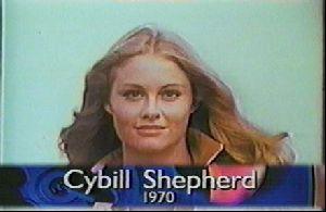 cybill shepherd : 63