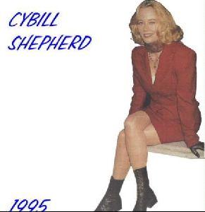 cybill shepherd : 67