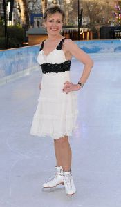 Aggie Mackenzie : Aggie Mackenzie- Dancing On Ice - Press Launch Photocall0