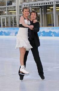 Aggie Mackenzie : Aggie Mackenzie- Dancing On Ice - Press Launch Photocall1