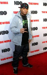 Julito McCullum : Julito McCullum- HBO s  The Wire  - New York Premiere7