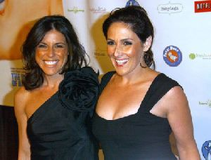 Ricki Lake : Abby Epstein and Ricki Lake-  The Business Of Being Born  - LA Premiere0