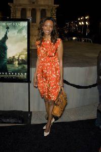 Aisha Tyler : Aisha Tyler-  Cloverfield  - Los Angeles Premiere1