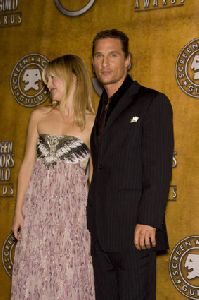 Kate Hudson : Kate Hudson and Matthew McConaughey- 14th Annual Screen Actors Guild Awards3