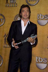 Javier Bardem : Javier Bardem- 14th Annual Screen Actors Guild Awards0