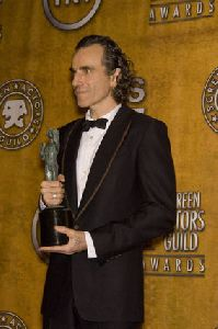 Daniel Day-Lewis : Daniel Day-Lewis- 14th Annual Screen Actors Guild Awards2