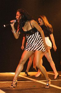 Amerie : Amerie Performs 3