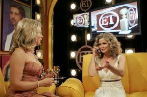 Kyra Sedgwick : Kyra Sedgwick 64th Annual Golden Globe Awards Backstage 005 2