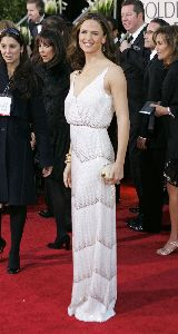 Jennifer Garner : JenniferGarner The64thAnnualGoldenGlobeAwards01