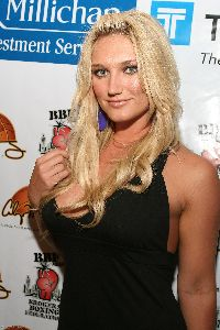 Brooke Hogan : Brooke Hogan 2008-04-10 - Broker Boxing Federation event at Mansion Nightclub - 09