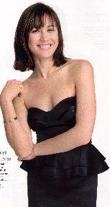 Olga Kurylenko : Glamour magazine UK