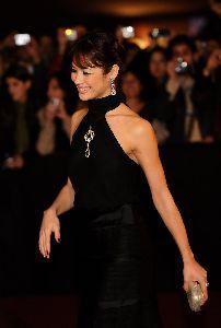 Olga Kurylenko : Rome Premiere of the 2008 James Bond Movie