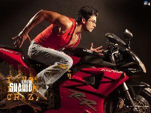 Shahid Kapoor : sha11a