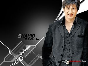Shahid Kapoor : sha29Nov06 10240