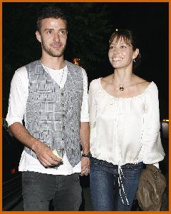 Justin Timberlake : Jessica Biel And Justin at nightclub Kress in Hollywood4 487b4fac6e846