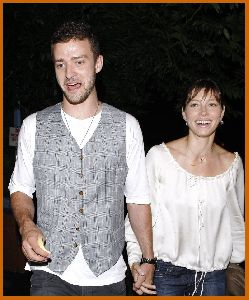 Justin Timberlake : Jessica Biel And Justin at nightclub Kress in Hollywood6 487b4fac72abd
