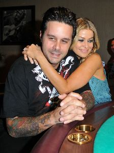 Carmen Electra : Carmen Electra   Celebrities attend the debut of Blackjack at the Seminole Hard Rock20 48650db2ce39a