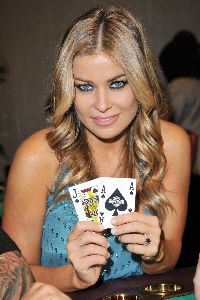 Carmen Electra : Carmen Electra   Celebrities attend the debut of Blackjack at the Seminole Hard Rock1 48650db2a8969