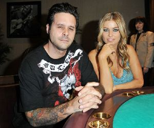Carmen Electra : Carmen Electra   Celebrities attend the debut of Blackjack at the Seminole Hard Rock5 48650db2b0689