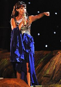 Dannii Minogue : Nickelodean Kids Choice Awards