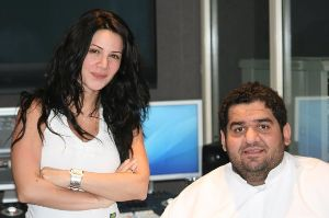 Diana Haddad : with hussein al jasmi the khaliji singer