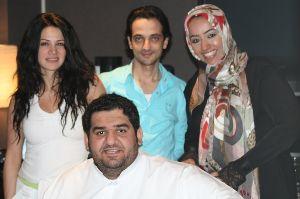 Diana Haddad : Hussain Al-Jasmi, Nahla Al Fahad