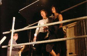Olga Kurylenko : pictures of Olga and Daniel Craig from Quantum of Solace 2008 movie- 007 james bond new movie