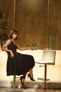 Olga Kurylenko : Olga Kurylenko picture for the Heinecken advertsiement 2008 Photoshoot