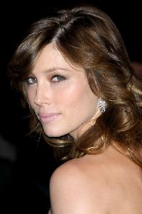 Jessica Biel : at the MoMa Film Benefit Gala last month