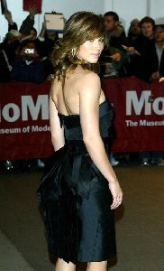 Jessica Biel : On the red carpet of the MoMa Film premiere last month