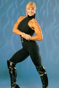 Cory Everson : the body builder female champion