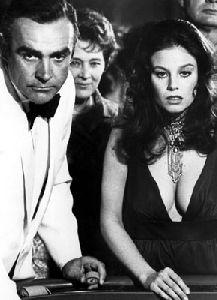 Lana Wood : as the bond girl