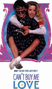 Amanda Peterson : Can t buy love poster with Patrick Dempsey