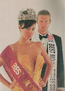 Kivanc Tatlitug : as the world 2002 best male model poster