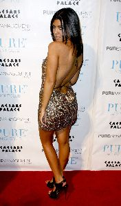 Kourtney Kardashian : at the 2009 new year s eve PUREfection at Pure Nightclub inside the Caesars Palace Resort Hotel Casino in Las Vegas on the 31st, December 2008