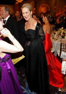 Meryl Streep : attends the 66th Golden Globe Awards held at the Beverly Hilton Hotel on January 11, 2009 in Beverly Hills, California