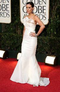 Kate Beckinsale : on the red carpet of the 66th Annual Golden Globe Awards held at the Beverly Hilton Hotel