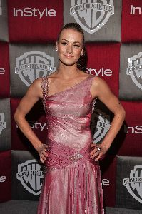 Yvonne Strahovski at the the 66th Golden Globe Awards after party on January 11th, 2009