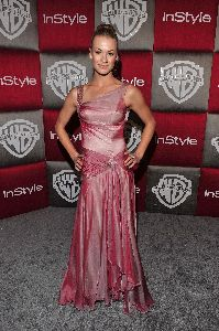 Yvonne Strahovski : at the 66th Annual Golden Globe Awards Official InStyle After Party