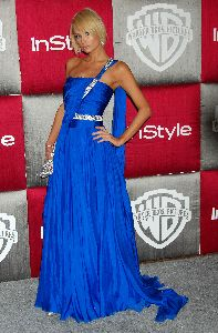 Paris Hilton at the 66th Annual Golden Globe Awards - Official InStyle Magazine After Party  Jan 11, 2009