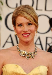 Christina Applegate  on the red carpet of the 66th Annual Golden Globe Awards held at the Beverly Hilton Hotel on January 11, 2009 in Beverly Hills, California