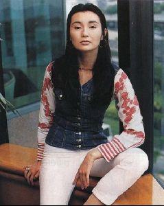 maggie cheung : 5