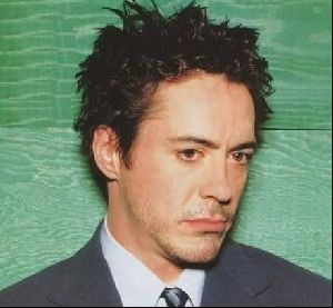 Actor robert downey : 28