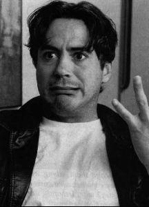 Actor robert downey : 7
