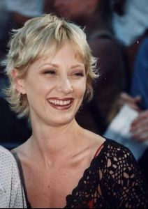 Actress anne heche : 25