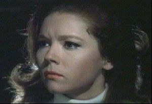 Actress diana rigg : 10