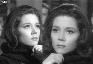Actress diana rigg : 12
